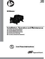 Hibon NX Series Installation, Operation & Maintenance Manual