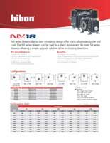 Hibon NX18 Technical Brochure
