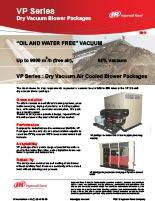 Hibon VP Dry Vacuum Blower Package Brochure