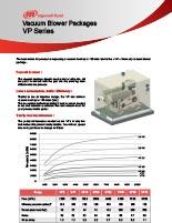 Hibon VP Dry Vacuum Blower Package Spec Sheet
