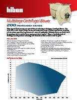 Hibon SME 200 Performer Series Technical Brochure