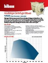 Hibon SME 450 Performer Series Technical Brochure