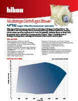 Hibon SME 475 Performer Series Technical Brochure