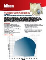 Hibon SME 575 Performer Series Technical Brochure