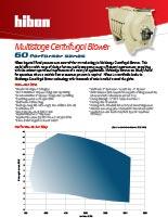 Hibon SME 60 Performer Series Technical Brochure