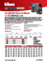 Hibon VTB 822 XL Technical Brochure